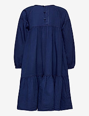 Molo - Cecily - robes - pure indigo - 1