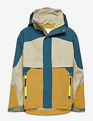 Molo - Hakon - shell jacket - moonlit ocean - 1