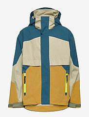Molo - Hakon - shell jacket - moonlit ocean - 2