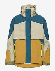 Molo - Hakon - shell jacket - moonlit ocean - 3