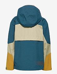 Molo - Hakon - shell jacket - moonlit ocean - 4