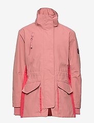Molo - Henrietta - shell jacket - withered rose - 2