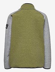 Molo - Ulrick - fleecejakke - khaki green - 1