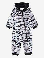 Molo - Hill - vêtements d'extérieur - tiger white - 0
