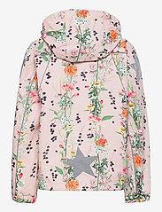 Molo - Hopla - vindjakke - vertical flowers - 1