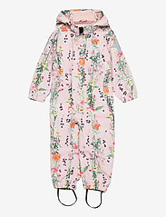 Molo - Polly - snowsuit - vertical flowers - 0