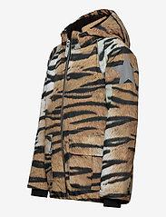 Molo - Cathy - softshell-jakker - wild tiger - 3