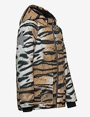 Molo - Cathy - softshell-jakker - wild tiger - 4