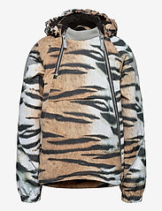 Molo - Hopla - softshell jassen - wild tiger - 0