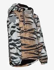 Molo - Hopla - softshell jassen - wild tiger - 3