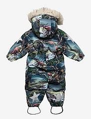 Molo - Pyxis Fur - snowsuit - creation - 1