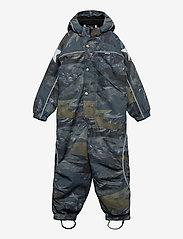 Molo - Polaris - snowsuit - mountain camo - 0