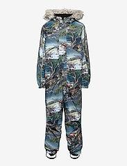 Molo - Polaris Fur - snowsuit - creation - 0