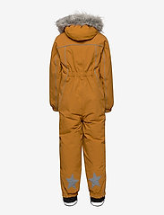 Molo - Polaris Fur Recycle - snowsuit - autumn leaf - 1