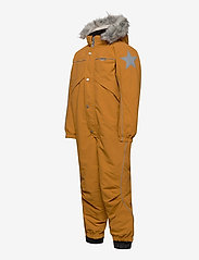 Molo - Polaris Fur Recycle - snowsuit - autumn leaf - 3
