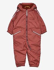 Molo - Hyde - snowsuit - maple - 0
