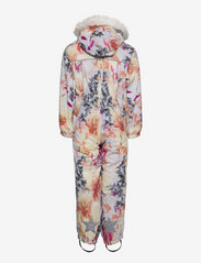 Molo - Polaris Fur - snowsuit - eternal flowers - 1