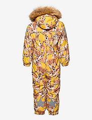 Molo - Polaris Fur - snowsuit - fawns - 1