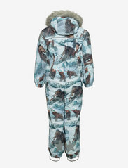 Molo - Polaris Fur - snowsuit - mammoth - 1