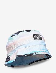 Molo - Niks - czapka uv - penguin stripe - 0