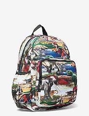 Molo - Big backpack - rygsække - ancient world - 2