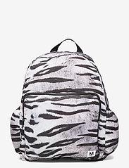 Molo - Big backpack - rygsække - white tiger - 0