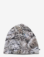 Ned Hat and Bib Set - BABY LEOPARDS