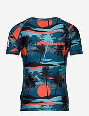 Molo - Neptune - uv-clothing - palm trees blue - 1