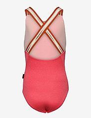 Molo - Neve - swimsuits - coral glitter - 1