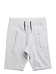 Ashtonshort - LIGHT GREY MELANGE
