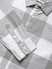Molo - Russy - shirts - grey check - 2