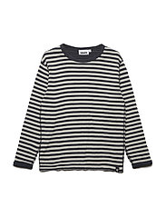 Roald - DARK GREY DOUBLE STRIPE