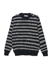 Bror - NAVY DOUBLE STRIPE