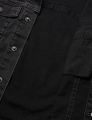 Molo - Heidi - denimjakker - washed black - 4