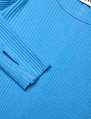 Molo - Rochelle - langærmede t-shirts - french blue - 2