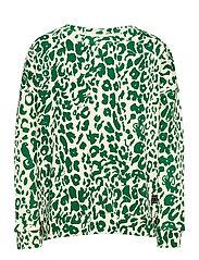 Mika - GREEN LEOPARD