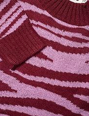 Molo - Gady - gilets - zebra knit - 2