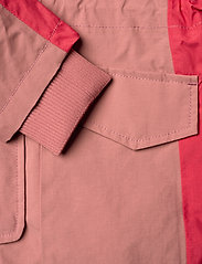 Molo - Henrietta - shell jacket - withered rose - 8