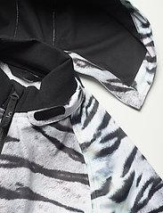 Molo - Hillary - softshell-jakker - tiger white - 5