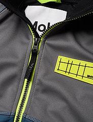 Molo - Cloudy - softshell-jakker - block - 4