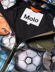 Molo - Cloudy - softshell jassen - football camo - 4