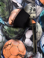 Molo - Cloudy - softshell jassen - football camo - 5