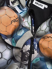 Molo - Hill - softshells - football camo - 3