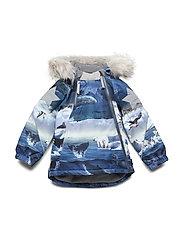 Hopla Fur - ARCTIC LANDSCAPE