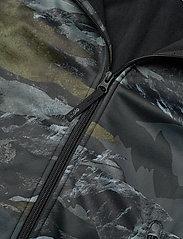 Molo - Cloudy - softshell-jakker - mountain camo - 3