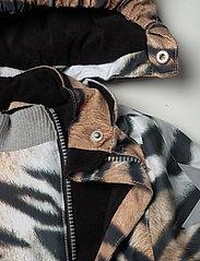 Molo - Hopla - softshell jassen - wild tiger - 8