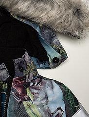 Molo - Pyxis Fur - snowsuit - creation - 7