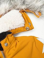 Molo - Pyxis Fur Recycle - snowsuit - autumn leaf - 8