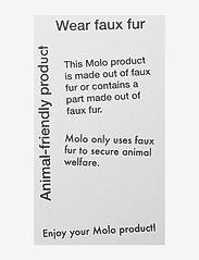 Molo - Pyxis Fur Recycle - snowsuit - ink blue - 3