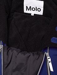 Molo - Pyxis Fur Recycle - snowsuit - ink blue - 5